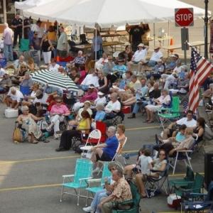 2007 Festival Crowd